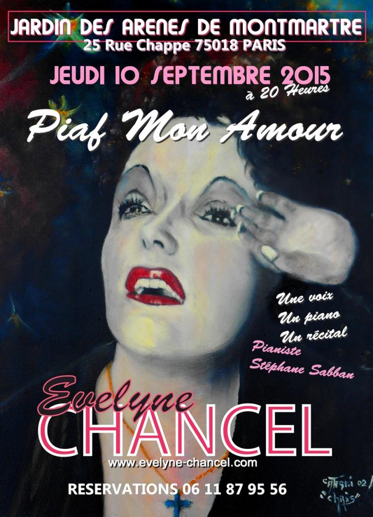 EVELYNE CHANCEL AFFICHE 2015-10 SEPT