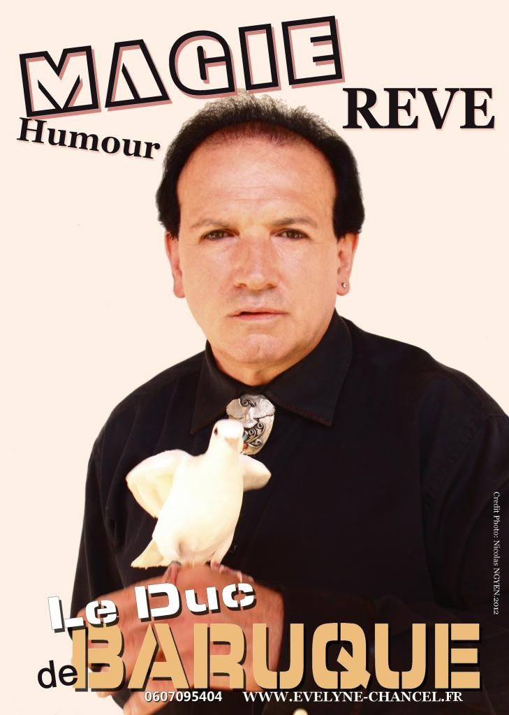 LE DUC DE BARUQUE_MAGIC SHOW